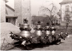 Glockenempfang 25.3.1962