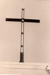 Turmkreuz von Gustav Rieth